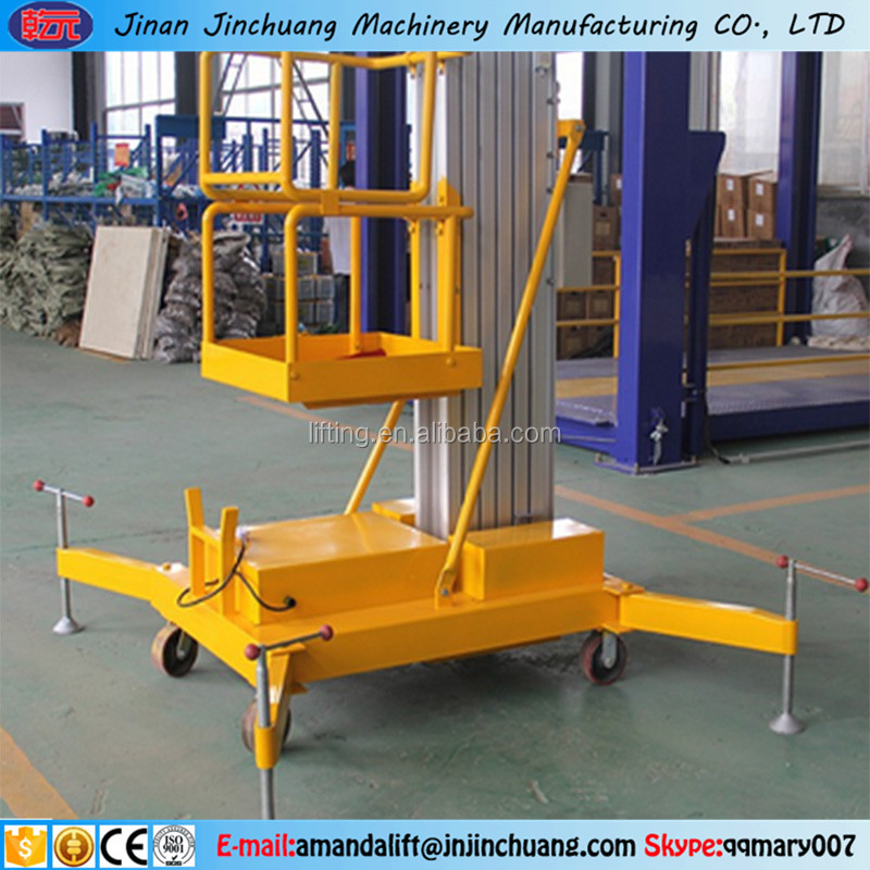 NEW used man lift used motorcycle lifts used sky lift