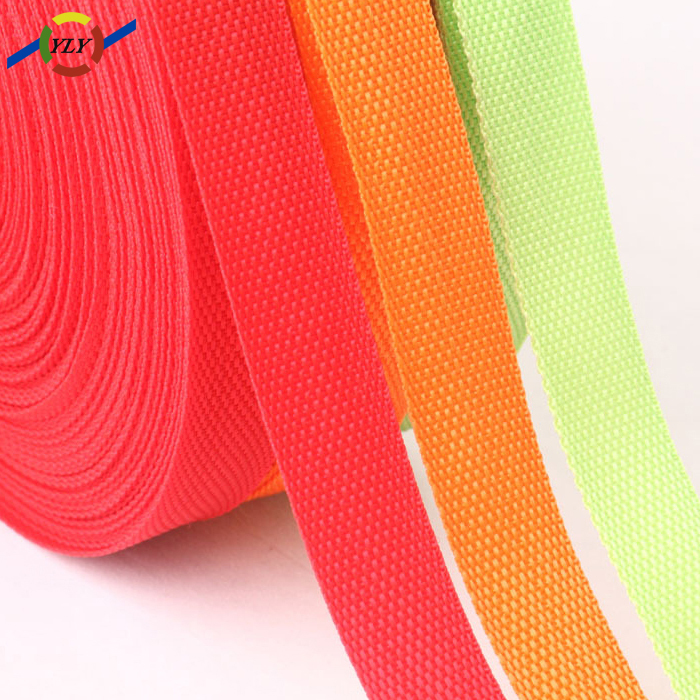 Factory direct sale heavy duty jacquard elastic jute webbing