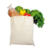 2017 basic eco friendly promotional grocery cotton shopping bag