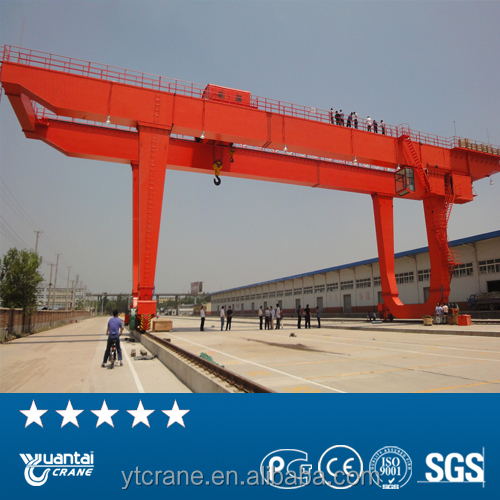 Pulling boat used Popular shipyard 300 ton mobile gantry crane