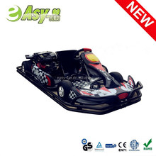 Easy-go hot 200cc/270cc 4 wheel racing three wheel go kart with steel safety bumper pass CE certificate