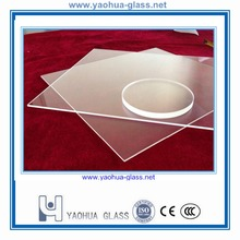 Starphire glass/low iron ultra clear glass