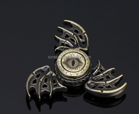 3 Leaves Wing gyro Figit Spinners Beyblade Metal Tri Hand titanium Spinner Finger Spinning Top Fidget gyroscope Rotating Toy