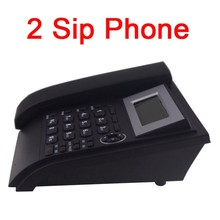 Excellent HD Phone Non PoE 1 Line Business IP Phone 2 lines 2 Sip line VoIP IP Phone,IAX2 account, Asterisk elastix