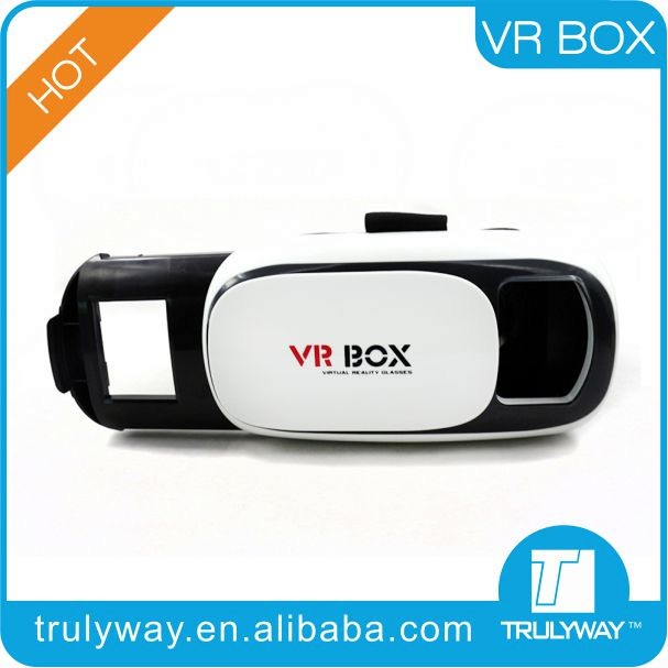 2016 vr box 3d glasses virtual reality glasses for iphone android