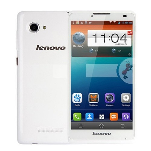 Original Lenovo A880 8GB 3G Phablet, GPS + AGPS, Android 4.2.2, MTK6582 1.3GHz Quad Core, RAM: 1GB, 6.0 inch IPS Capacitive Scr