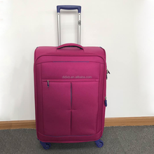 Nylon Fabric Eminent Soft Trolley Luggage, High Quality Trolley Case