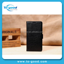Original Luxury Leather Protective Case With Card Slot,Wallet Case Cover For LG G Pro Lite D685