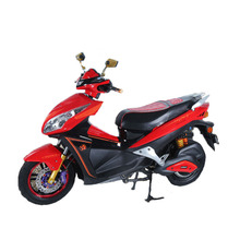 Super Power 2000W Lithium Battery Electric Motorcycle