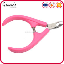 Dual-use Practical Cuticle Nipper Nail Art Callus Remover