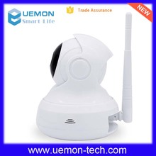 Hot selling H.264 compression pan tilt and wifi portable wireless ip camera