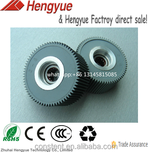Compatible For Riso HC5500 Spare parts Feed Tire with Imported Clutch 003-26306 003-26306-100