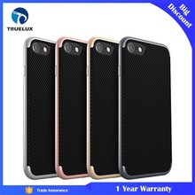Luxury Ultra Thin Electroplate TPU Back Cover Phone Case For iPhone 7