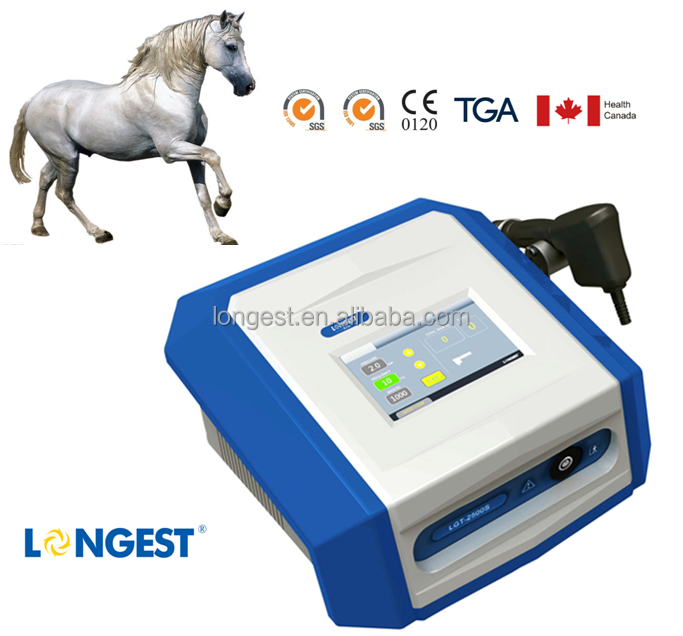 Veterinary Medical Shock Wave Therapy Equipment with CE
