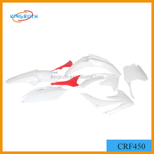 Chinese hot selling dirt bike CRF450 plastic