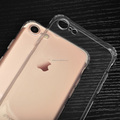 DFIFAN best selling crystal clear tpu case for iphone 7 antislip shockproof dust resistance back cover case for apple iphone 7