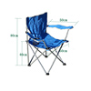 folding canvas deck chair waterproof folding chair made in China