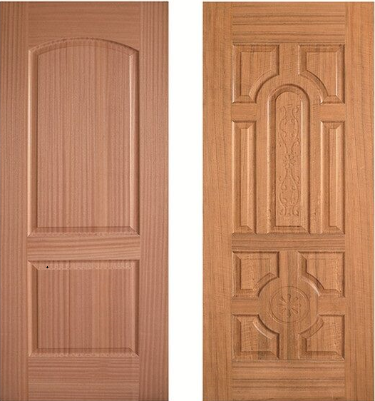 MDF <strong>wood</strong> panel door skin with various designs