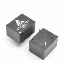 Delta Miniature DIP package with Standard Pinout DA01S1215A 12V to 15V 1W DC-DC Converter
