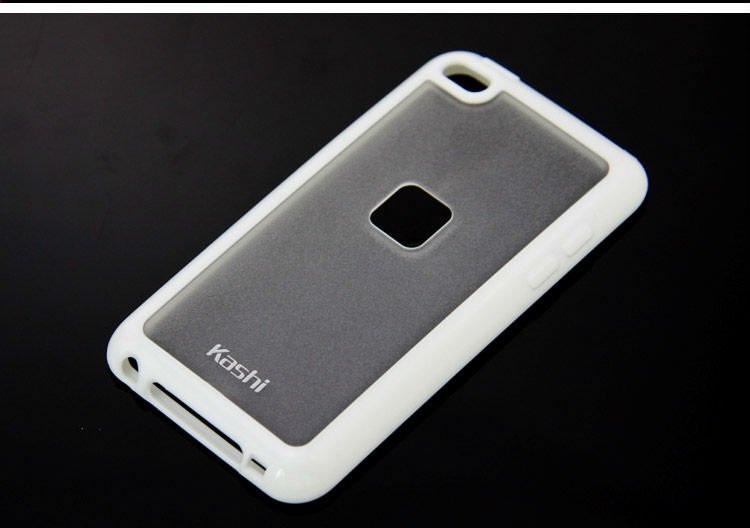 Skin case for iphone touch 4