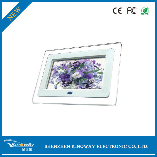 new products 2015 innovative 7 inch Digital Photo Frame/Electronic Display advertising usb flash drive led module lcd displayer