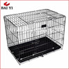 Direct Factory Supply Modular Metal Dog Cages Crates With Flight Tray