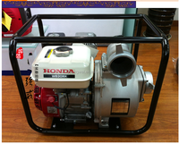 YUKUN QIANGWEI Pure Honda Jialing Honda gasoline water pump 3 inch inches WL30XH agricultural pumps Household pumps