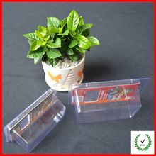 Plastic packaging clamshell for fishing hook