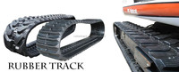 Crawler Dumpers Carrier Rubber Track, Chains Rubber Track for Crawler Track Truck