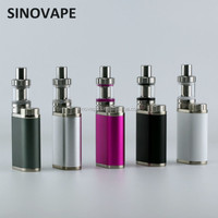 Stock offer max vapor electronic ciga 75w box mod istick Pico full kit, e cigarette kuwait