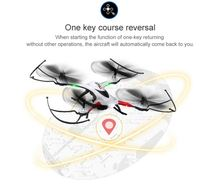 Professional JJRC H12W Drone Wifi 2.4G 4 CH 6-Axis Gyro RC FPV Quadcopter 2.0MP HD Camera Headless Mode and 3D Roll Helicopter