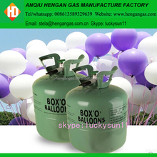 Wholesale disposable helium can with good quality helium gas