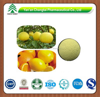 GMP factory supply best popular high quality Dried orange peel extract powder