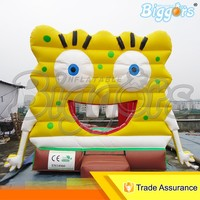 Air Bouncer Inflatable Trampoline Inflatable Jumping Bouncer Adult Jumpers Bouncers