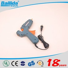 Alibaba top 10 gun manufacturers CE ROHS 80W hot melt glue gun