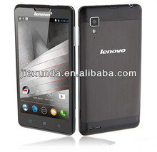 original Lenovo P780 Quad Core Android phones Android 4.2 4000mAh 5.0'' HD Screen Gorillas II 8Mp Camera