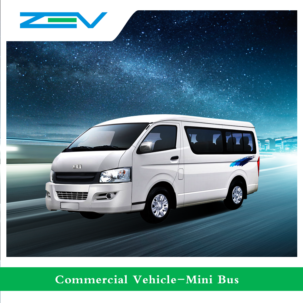 ZEV auto electric logistics van mini bus good price for sale