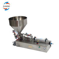 Semi Automatic Food And Beverages Filling