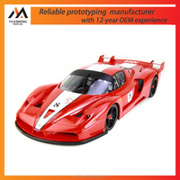rapid prototypes diecast plastic model car 1 18