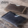 2016 latest products wholesale genuine leather card wallet
