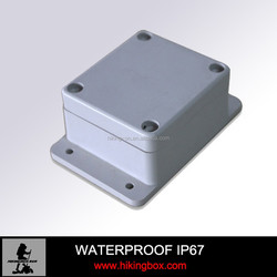 Small electrical waterproof enclosure/ABS material plastic wall mounting box HPE-032