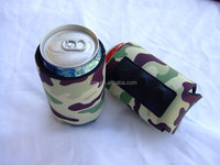 Promotional Insulated Custom Printed Sublimation Screen Printed Floating Foam Neoprene Soda Beer Magnetic Holder Sleeve