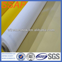 Plain Weave Type and Silk Screen Printing Printing polyester screen printing mesh fabric