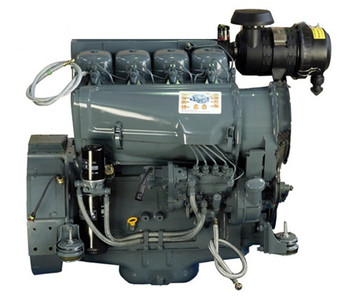 Air cooling 106HP Deutz BF4L914 engine use for Generator set