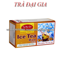 Vietnam High-Quality Peach-flavor Tea 200gr FMCG product
