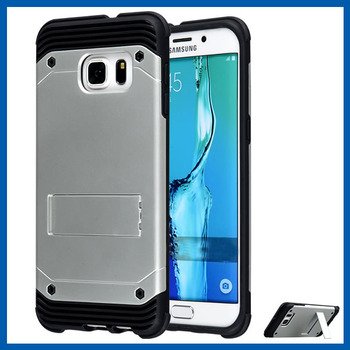 C&T Dual Layer Hybrid Slim Armor KickStand Case for Samsung Galaxy S7