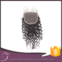 Wholesale Malaysia Hair Lace Closure 100% Unprocessed Remy Human Hair Virgin Malaysia Hair Closure