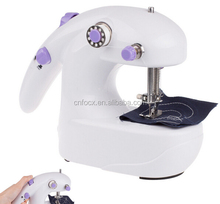 Multifunction Electric Mini Handheld Sewing Machine / Handheld Desktop Sewing Machine / handy mini sewing machine