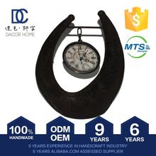 Highest Quality Classical Newest Oem Production Flip Table Clock