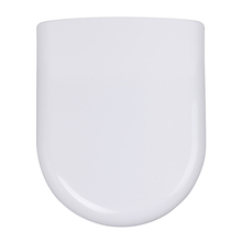 Special big Style one button and quick release ceramic feel urea toilet seat